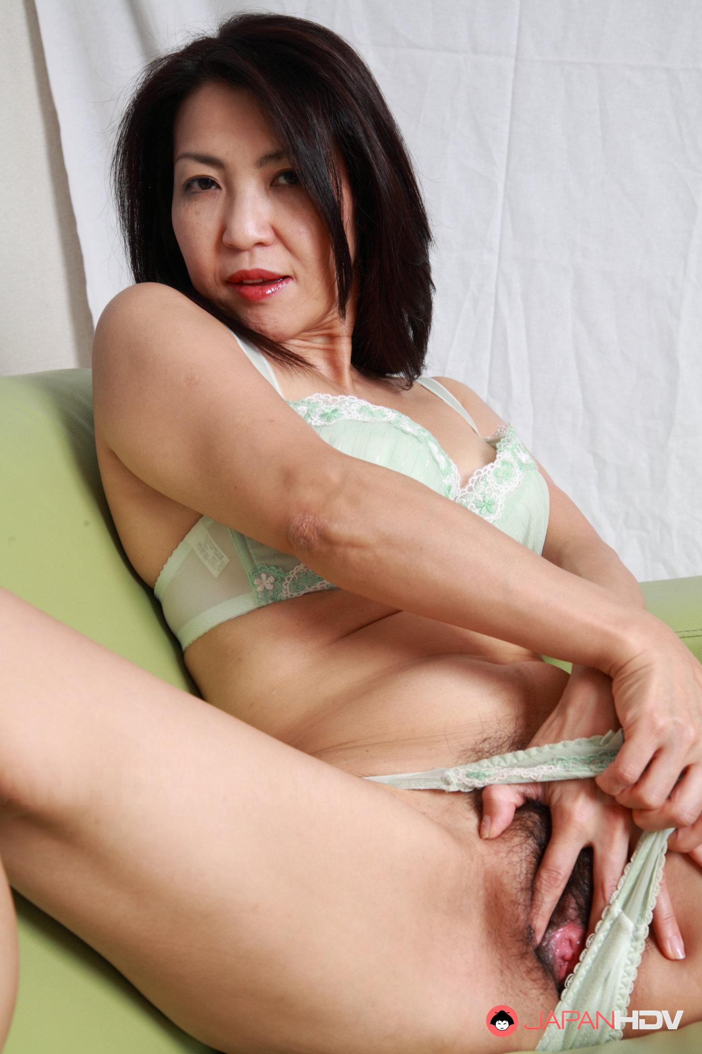 Japanese Milf Loves Cock